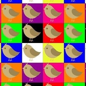 Pop art warhol chicks