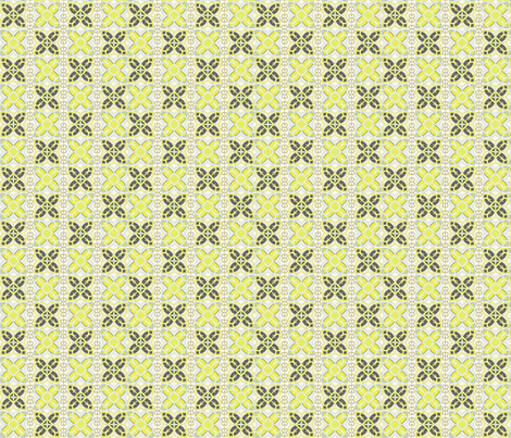 Asian Patterns CitrGry Fabric Alchemiedesign Spoonflower Best Asian Patterns