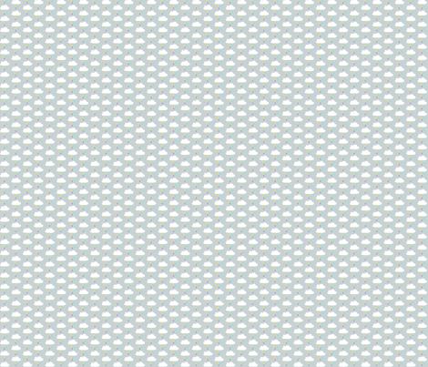 Yummy colourful rain grey fabric by icantdance on Spoonflower - custom fabric