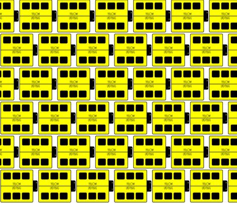 yellow ladybug fabric by yellow_ladybug on Spoonflower - custom fabric