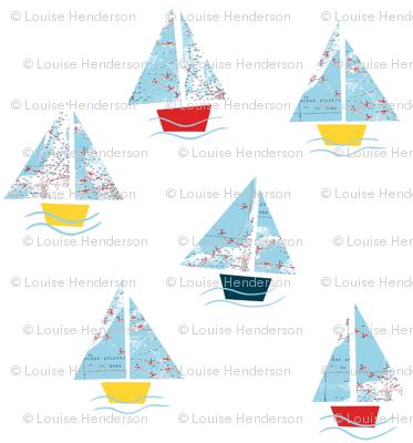 Paper Boats Original