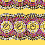 Hypnotic yellow