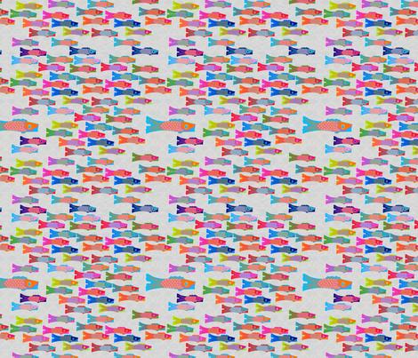 koinobori_S fabric by nadja_petremand on Spoonflower - custom fabric