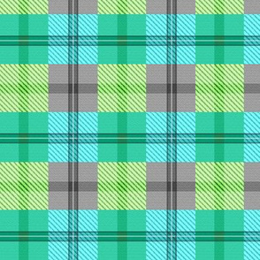 gingham plaid lakefront
