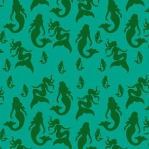 mermaid house party 2