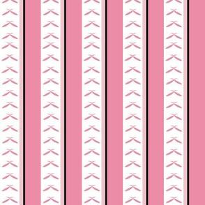 MOD Florals stripe