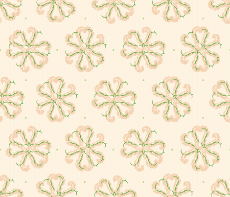 Elinor fabric by spoonnan on Spoonflower - custom fabric