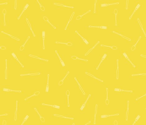Utensils_pattern_yellow_shop_preview