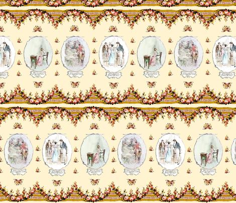 Life of Leisure fabric by jessicaprocopio on Spoonflower - custom fabric