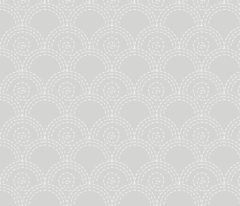 vague_fond_gris_L fabric by nadja_petremand on Spoonflower - custom fabric