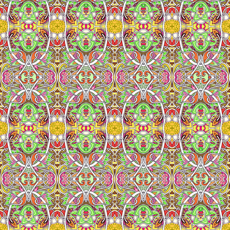 Just Before The End of Summer fabric by edsel2084 on Spoonflower - custom fabric