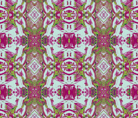 Heirloom Radishes fabric by susaninparis on Spoonflower - custom fabric