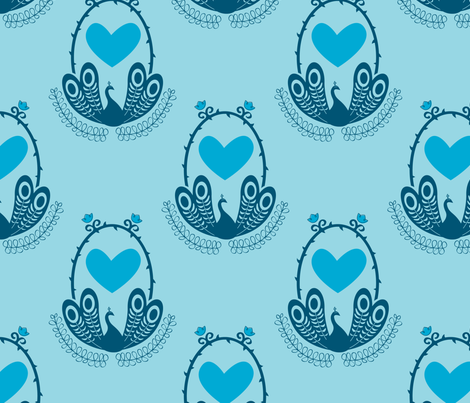 Austentatious fabric by cricquette on Spoonflower - custom fabric