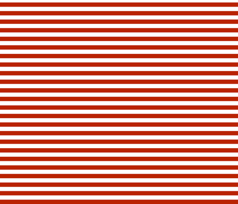 Red and White stripes fabric by whimzwhirled on Spoonflower - custom fabric