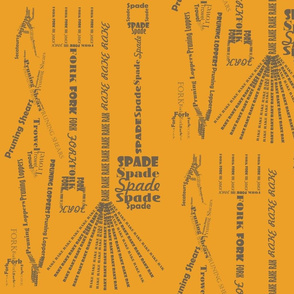 Rusty Spadework Literature