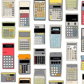 Cal Q. Lator || math science geek chic nerd menswear computer digital