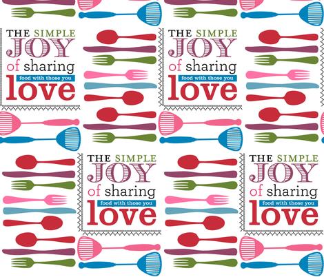 Celebrate Jeanie original fabric by sweet_pea_paisley on Spoonflower - custom fabric