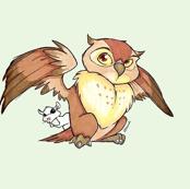 Owl Shhhh