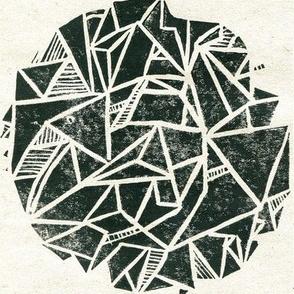 geometry is fun! (black on white)