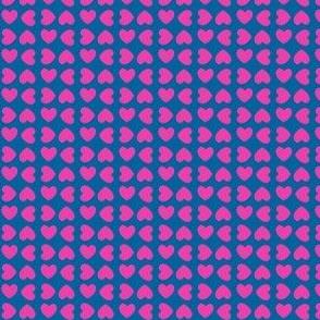 Little Love Hearts Squared! - Rock & Royalty!  - Tropical Fabungalow - © PinkSodaPop 4ComputerHeaven.com