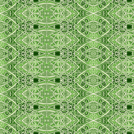 Knights of the Green Table fabric by edsel2084 on Spoonflower - custom fabric