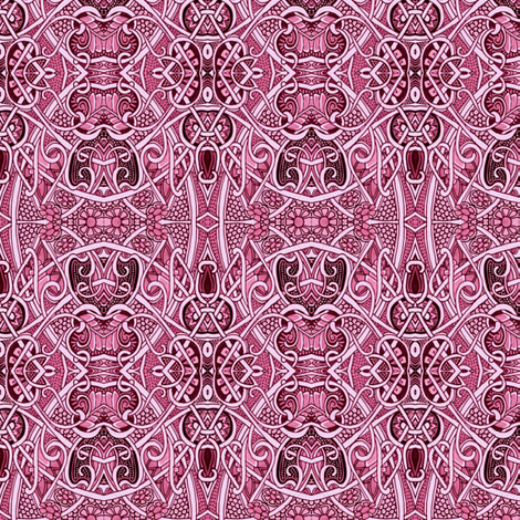 Abstract For a Dragon Slayer's Armor fabric by edsel2084 on Spoonflower - custom fabric