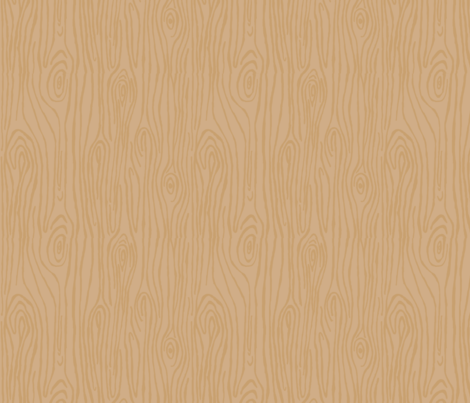 family tree wood grain fabric by doodleandhoob on Spoonflower - custom fabric