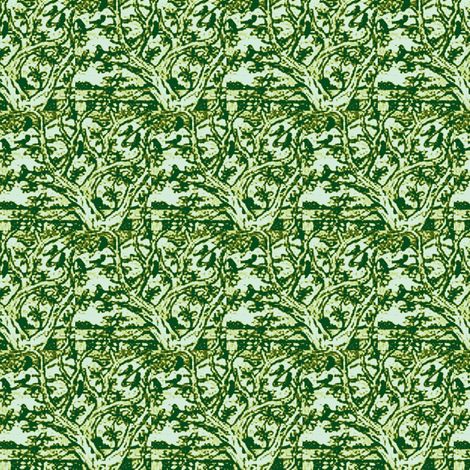 Holm Oak fabric by amyvail on Spoonflower - custom fabric