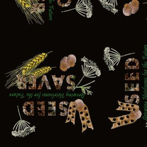 Seed Saver (dark)