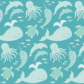 Baby Sea Buddies