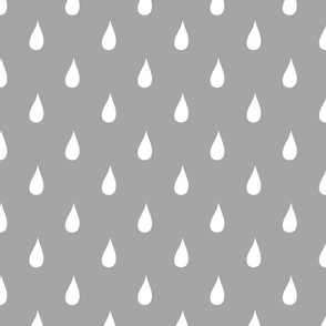 raindrop gray