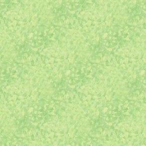 Anticipating spring (green)