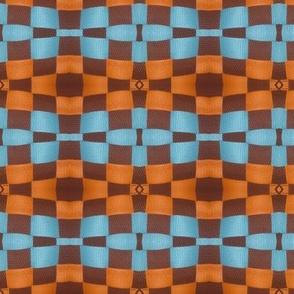 Distorted Checkerboard