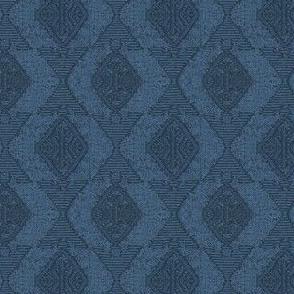 native sun, dark blue