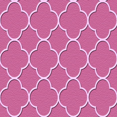 quatrefoil mauve fabric by krs_expressions on Spoonflower - custom fabric