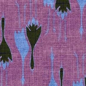 Crane Mates - lavender, blue/grey, charcoal