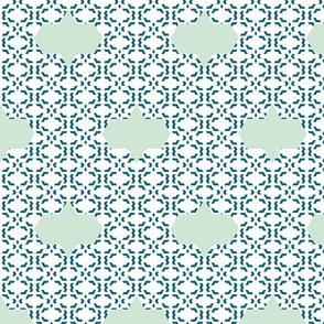 Large Geometric Pattern