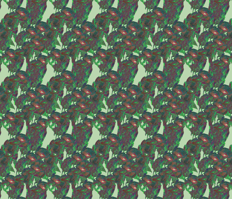 Poisoned Apples fabric by petitesirene on Spoonflower - custom fabric