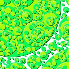 bumpy green