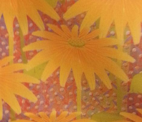 YELLOW FLOWER garden tools
