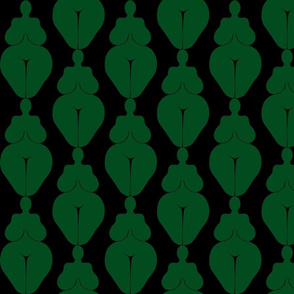 Green on Black Venus