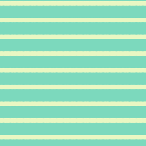 Breezy Stripes - Lure - Venture - © PinkSodaPop 4ComputerHeaven.com fabric by pinksodapop on Spoonflower - custom fabric