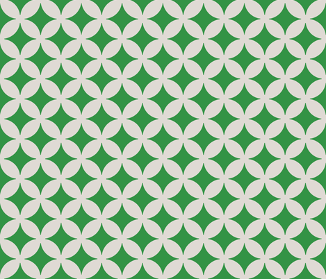 green_diamonds fabric by holli_zollinger on Spoonflower - custom fabric