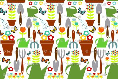 Tools In My Garden II