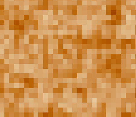 pixel skin fabric by paragonstudios on Spoonflower - custom fabric