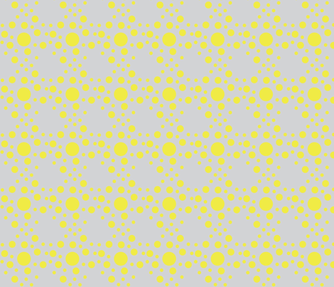 Speckle dots fabric by mezzime on Spoonflower - custom fabric