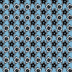 Graphic Flora -DuskySea