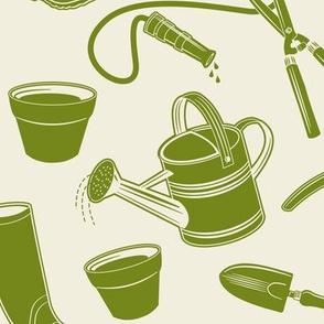Gardening Tools ~ Avocado
