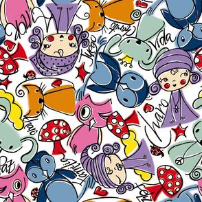 charo animals
