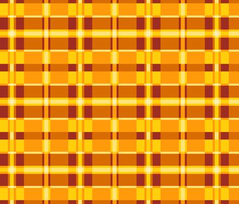 Pop Art Plaid! fabric by elramsay on Spoonflower - custom fabric